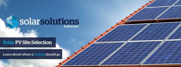 Solar PV Site Selection